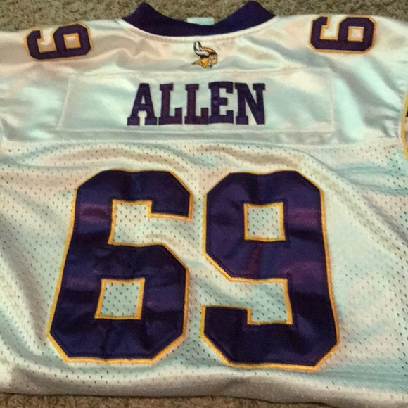 detailed look c4a87 6a53c Authentic NFL youth Jersey